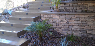 Walls and Pavers
